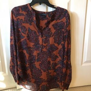 Beautiful fall The Limited Blouse L